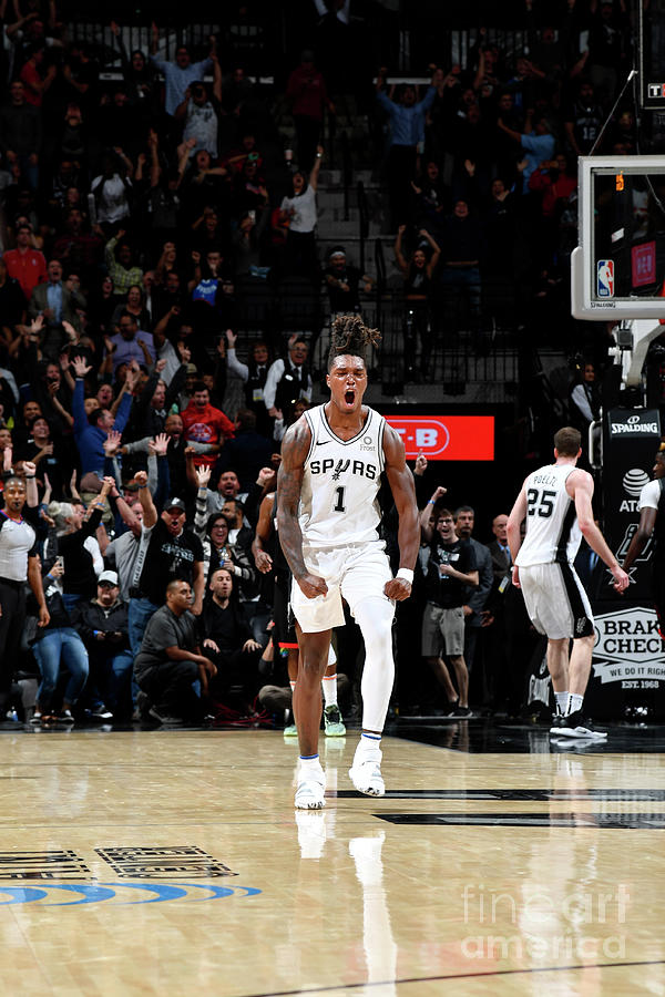 Houston Rockets V San Antonio Spurs Photograph by Logan Riely