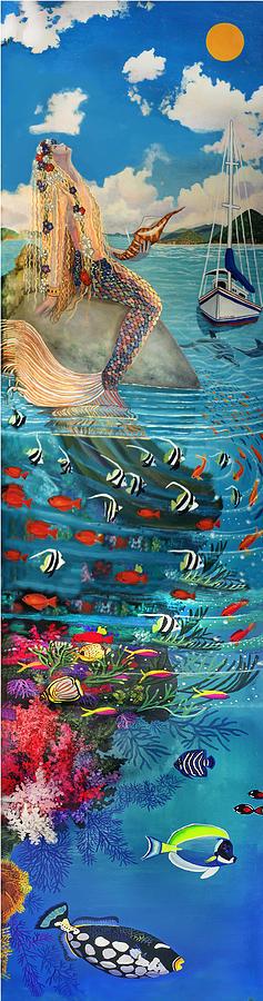 Mermaid in Paradise by Bonnie Siracusa