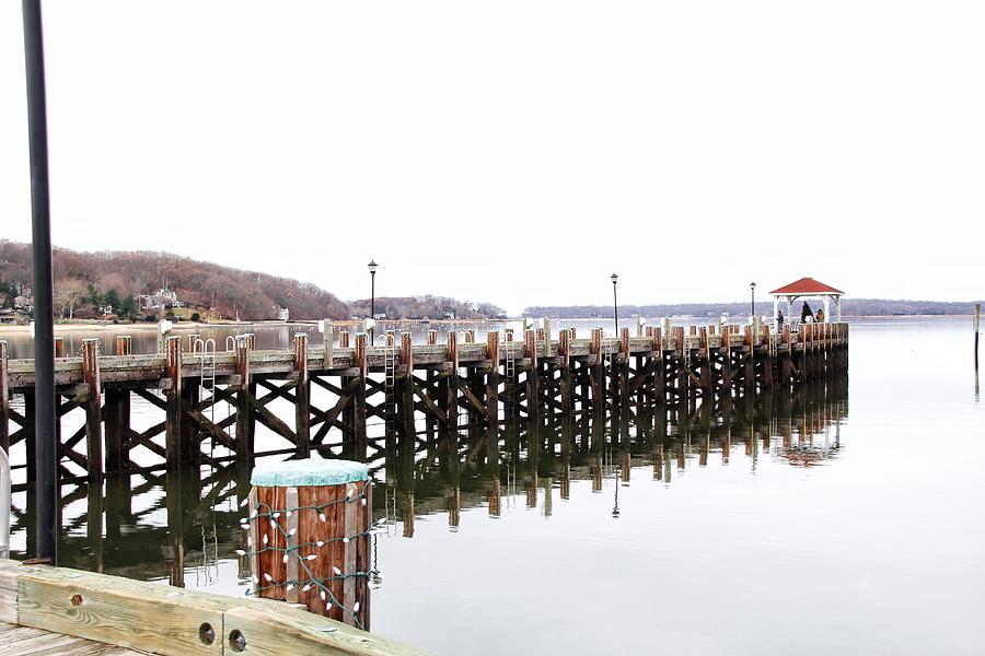 Northport Dock by Susan Jensen