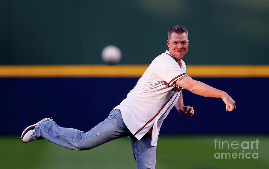 Philadelphia Phillies V Atlanta Braves 5 Photograph by Kevin C. Cox