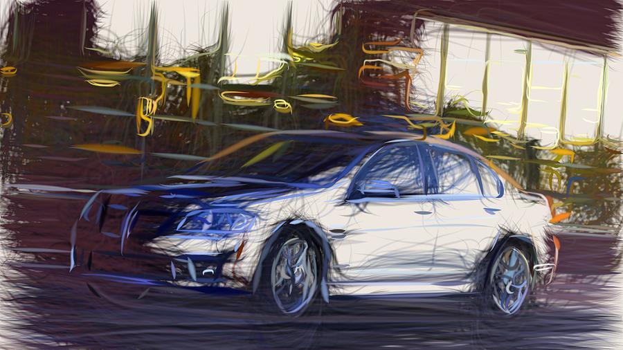 Pontiac G8 Gxp Draw