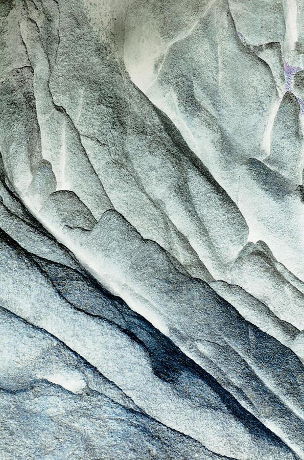 Rocky Background Photograph by John Foxx