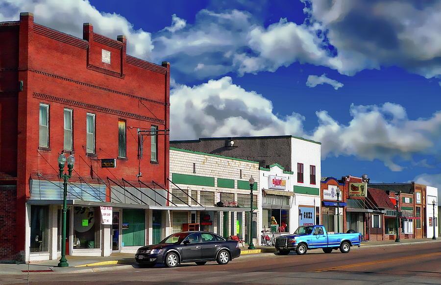 Small Town America by Anthony Dezenzio