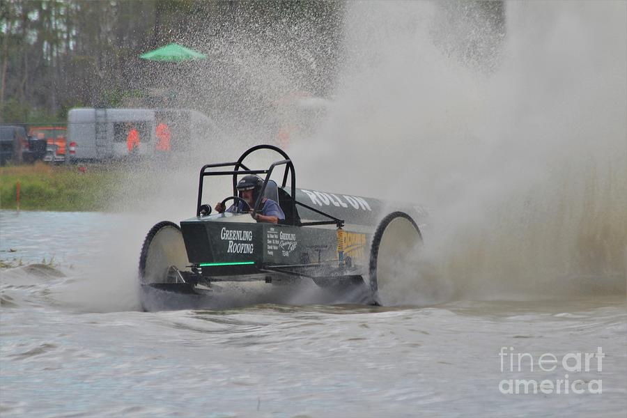Swamp Buggy S Photograph By Donn Ingemie