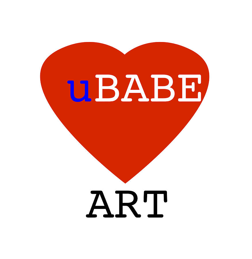 uBABE Art by Charles Stuart
