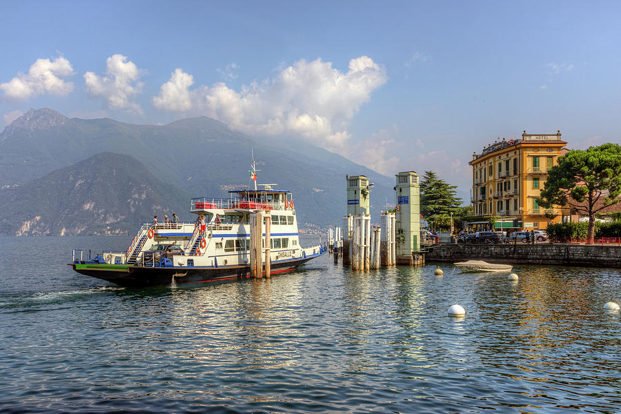 Varenna Photograph - Varenna - Italy by Joana Kruse