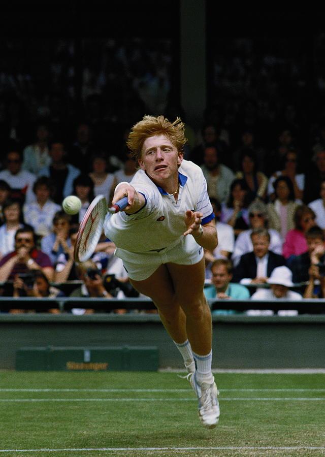 Wimbledon Lawn Tennis Championship Photograph by Bob Martin