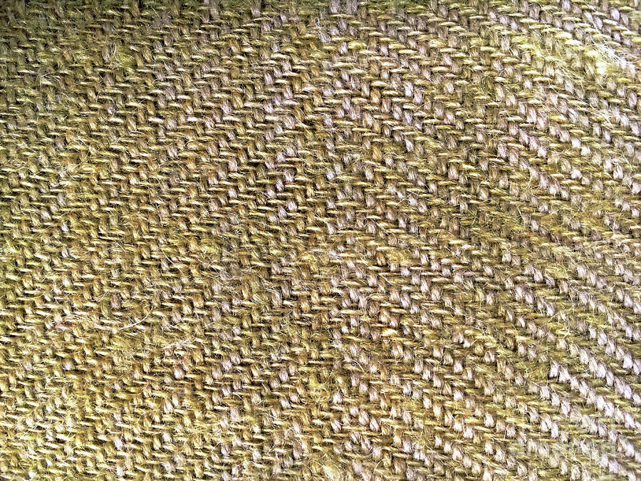 Abstract Photograph - Wool Textile Background 5 by Tom Gowanlock