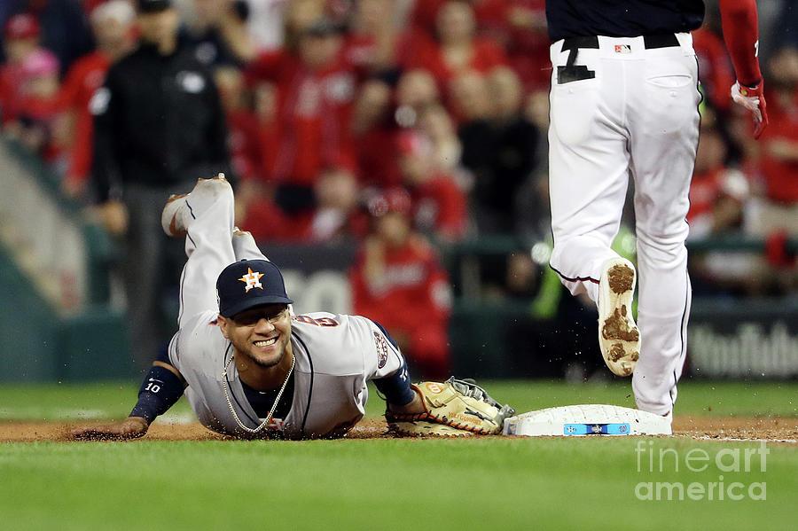 World Series - Houston Astros V 5 Photograph by Patrick Smith