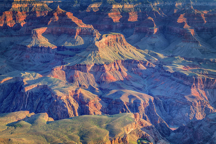 Grand Canyon National Park Photograph by Michele Falzone