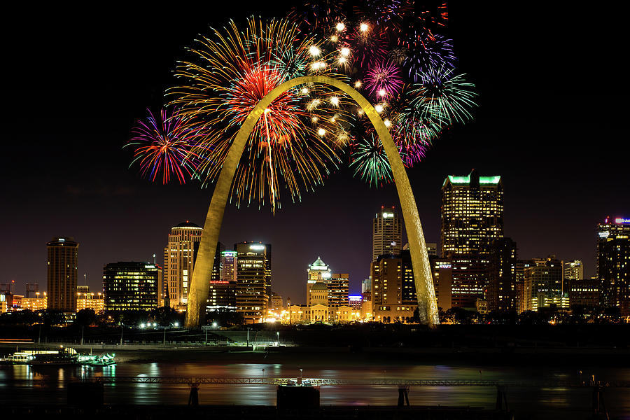 50 Years of the Arch by Randall Allen