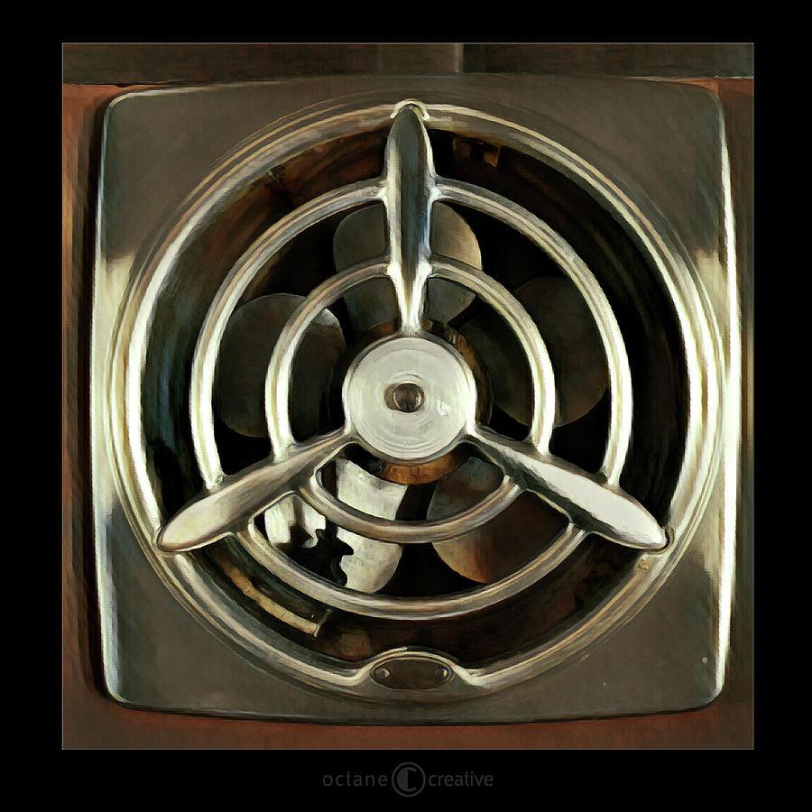 50s kitchen fan by Tim Nyberg