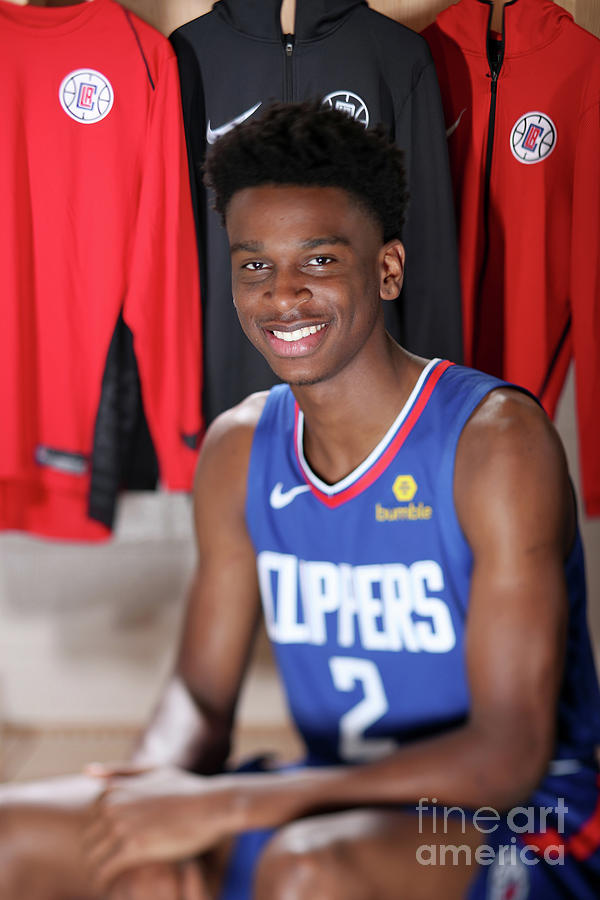 2018 Nba Rookie Photo Shoot Photograph by Nathaniel S. Butler
