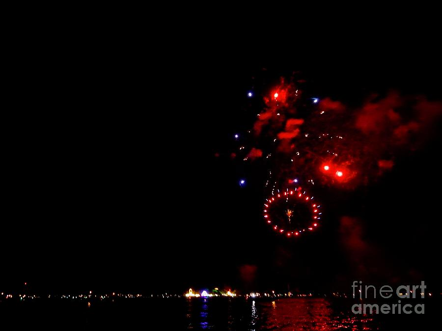 Clear Lake Iowa - Fourth Of July 2019 by Campwillowlake