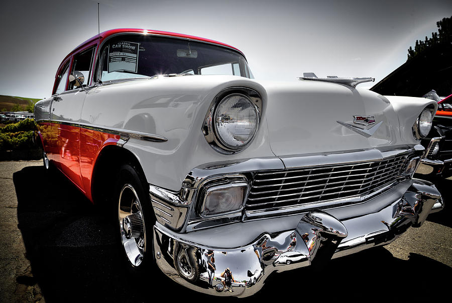 '56 Chevy Bel Air by David Patterson