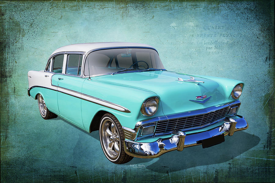 56 Chevy by Keith Hawley
