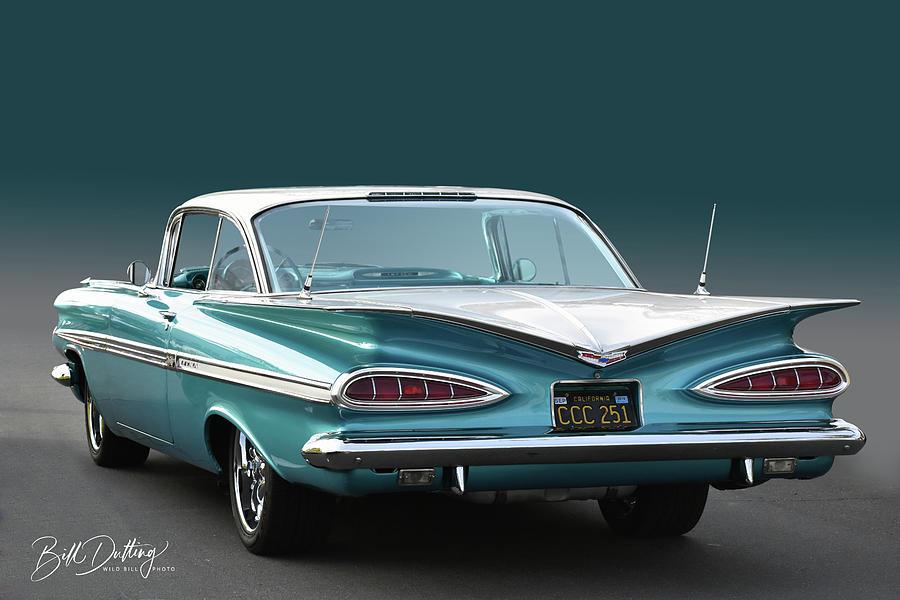 59 Impala Tail by Bill Dutting