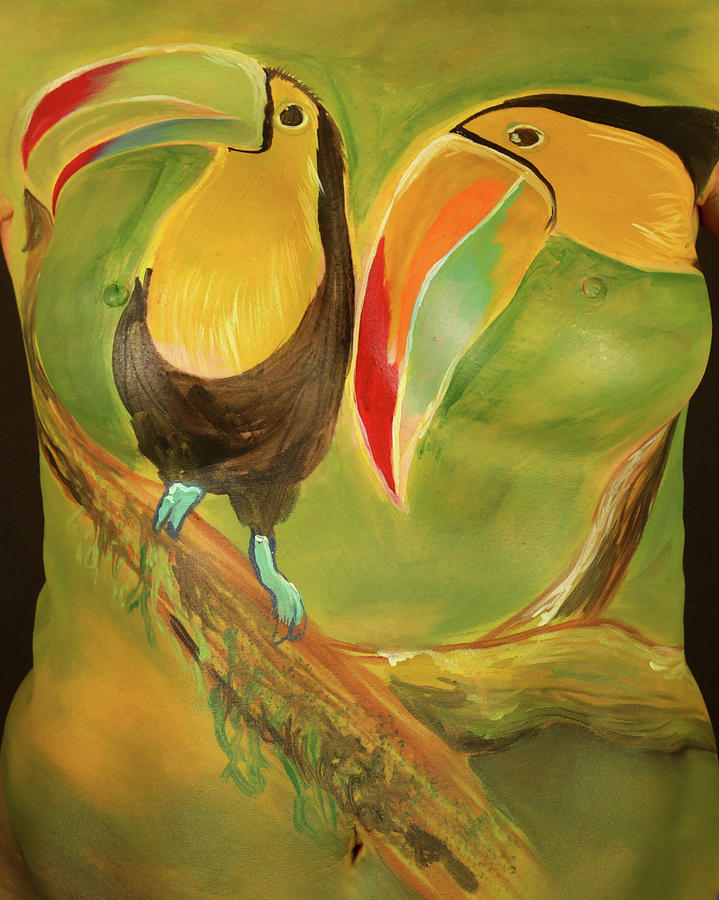 6. Roberto Hernandez, Artist, 2019 by Best Strokes -  formerly Breast Strokes - Hadassah Greater Atlanta