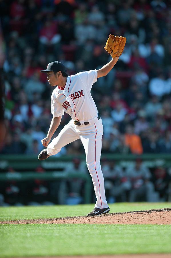 Baltimore Orioles V Boston Red Sox 6 Photograph by Rob Tringali