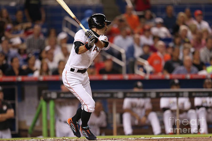 Baltimore Orioles V Miami Marlins Photograph by Rob Foldy