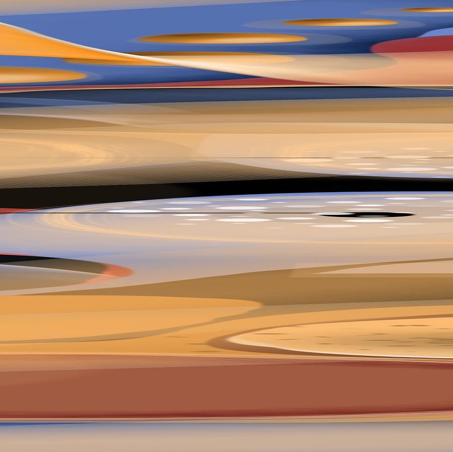 Michal Painting - Bloom by Michal Mitak