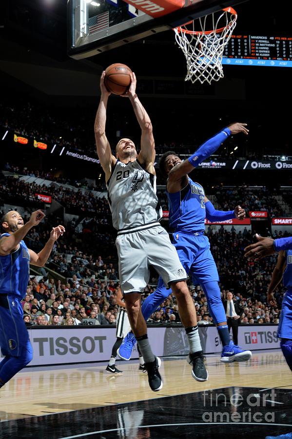 Dallas Mavericks V San Antonio Spurs Photograph by Mark Sobhani
