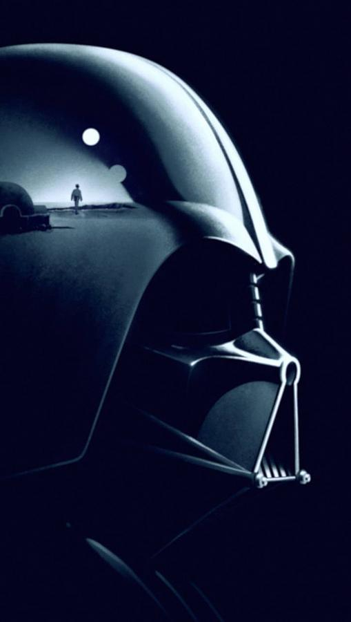 Darth Vader Digital Art - Darth Vader by Samuel Beach