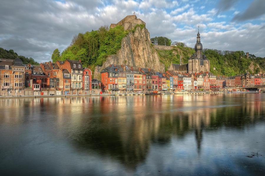 Dinant Photograph - Dinant - Belgium by Joana Kruse