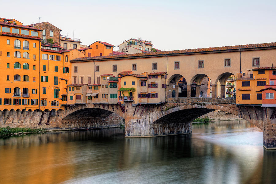 Florence Photograph - Florence - Italy 6 by Joana Kruse