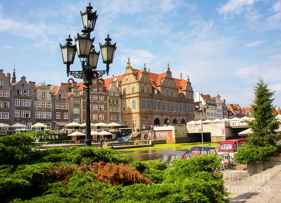 Gdansk, Poland by Juli Scalzi