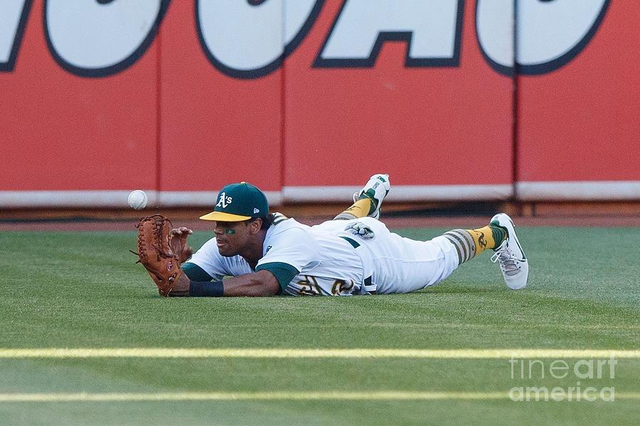 Houston Astros V Oakland Athletics Photograph by Jason O. Watson