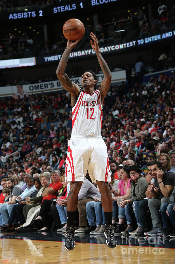 Houston Rockets V New Orleans Pelicans Photograph by Layne Murdoch