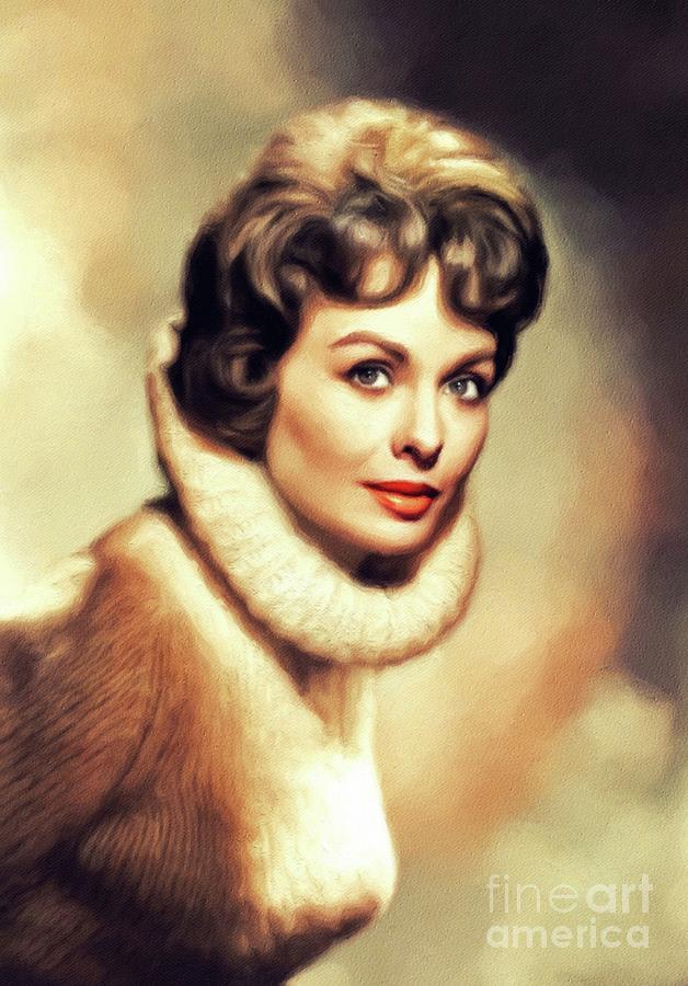 Jeanne Crain, Vintage Movie Star by John Springfield