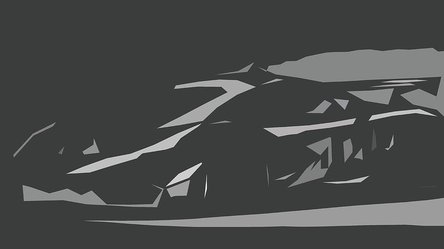 Mclaren F1 Gtr Abstract Design by CarsToon Concept