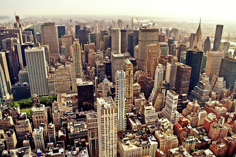 New York City Photograph by Vivienne Gucwa