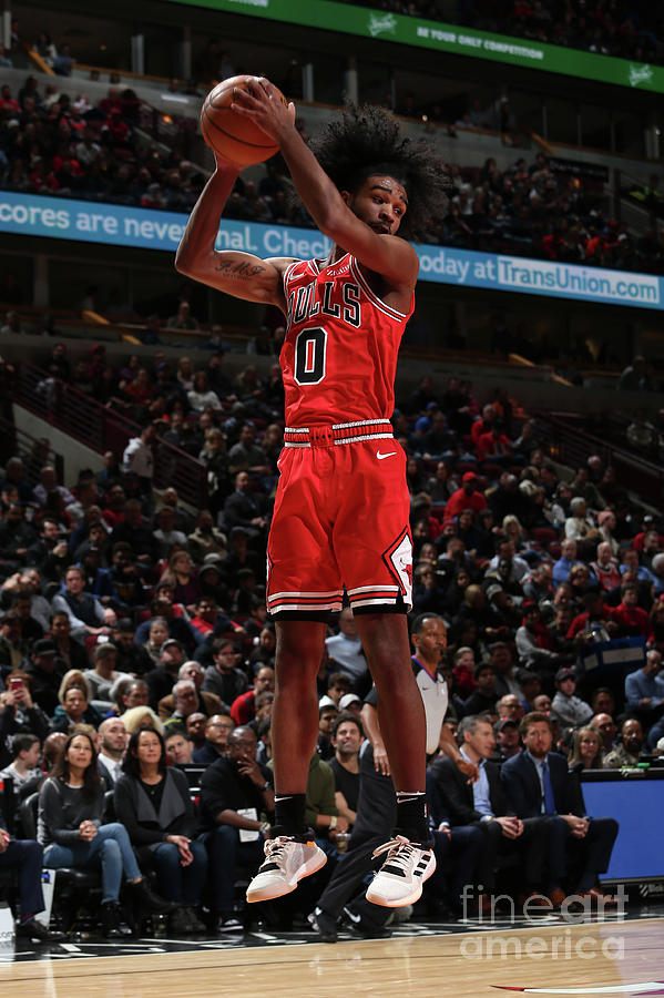 New York Knicks V Chicago Bulls Photograph by Gary Dineen