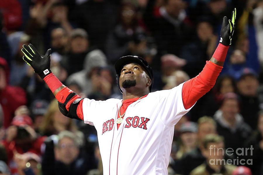 New York Yankees V Boston Red Sox 6 Photograph by Adam Glanzman
