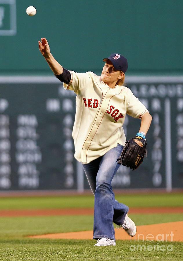 New York Yankees V Boston Red Sox 6 Photograph by Jared Wickerham