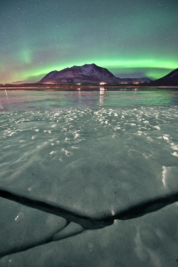 Northern Lights, Carcross, Yukon by Jonathan Tucker