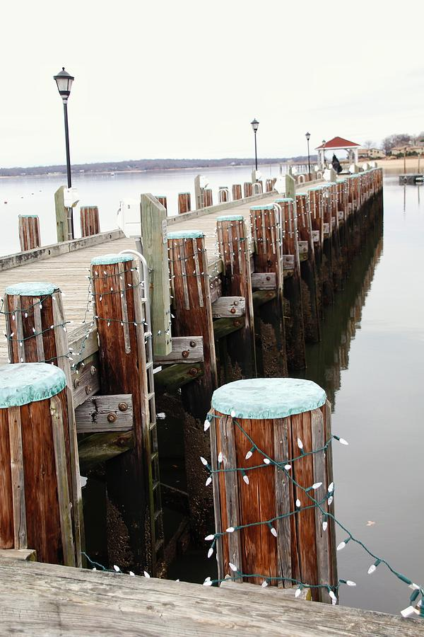 Northport Dock by Susan Jensen