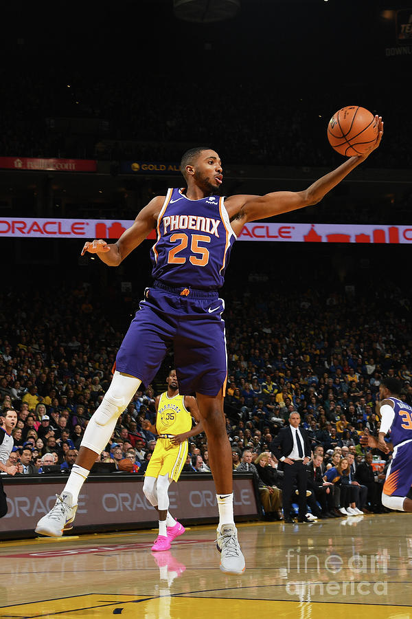 Phoenix Suns V Golden State Warriors Photograph by Noah Graham