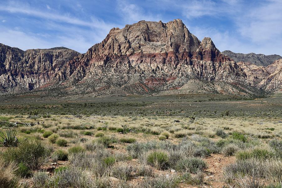Red Rock Canyon by Maria Jansson