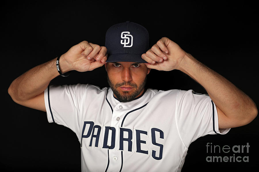 San Diego Padres Photo Day 6 Photograph by Patrick Smith