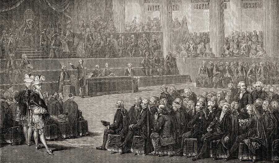 1887 Drawing - Hms Devastation At The Queens Jubilee Naval Review In 1887 by Ken Welsh