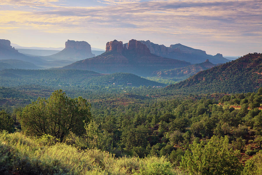 Usa, Arizona, Sedona Photograph by Michele Falzone