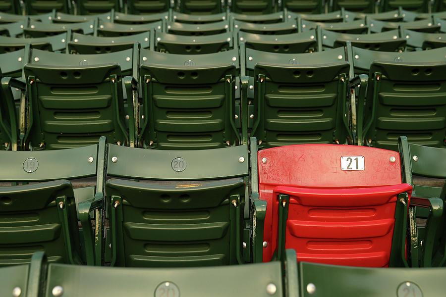 World Series - St Louis Cardinals V 6 Photograph by Elsa