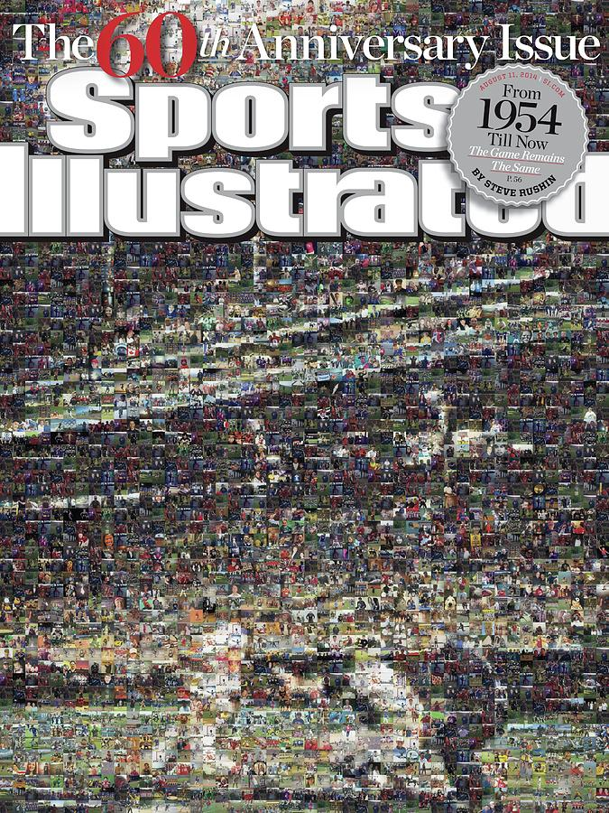 60th Anniversary Issue Sports Illustrated Cover Photograph by Sports Illustrated