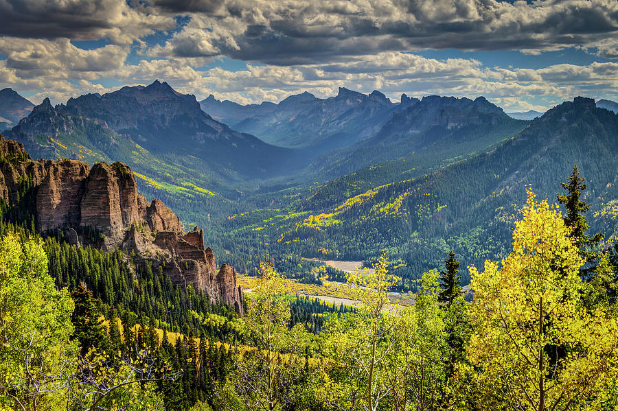 Uncompahgre Sky by Richard Raul Photography