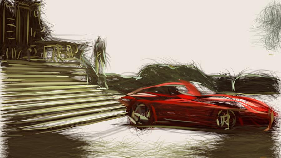 Alfa Romeo Disco Volante >> Alfa Romeo Disco Volante Touring Draw By Carstoon Concept