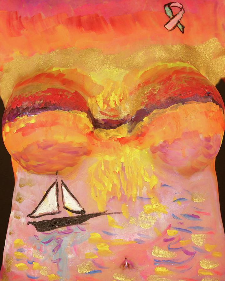 7. Joyce English, Artist, 2019 by Best Strokes -  formerly Breast Strokes - Hadassah Greater Atlanta